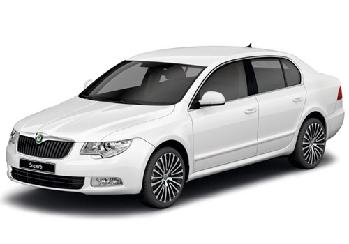 Skoda Superb autorent